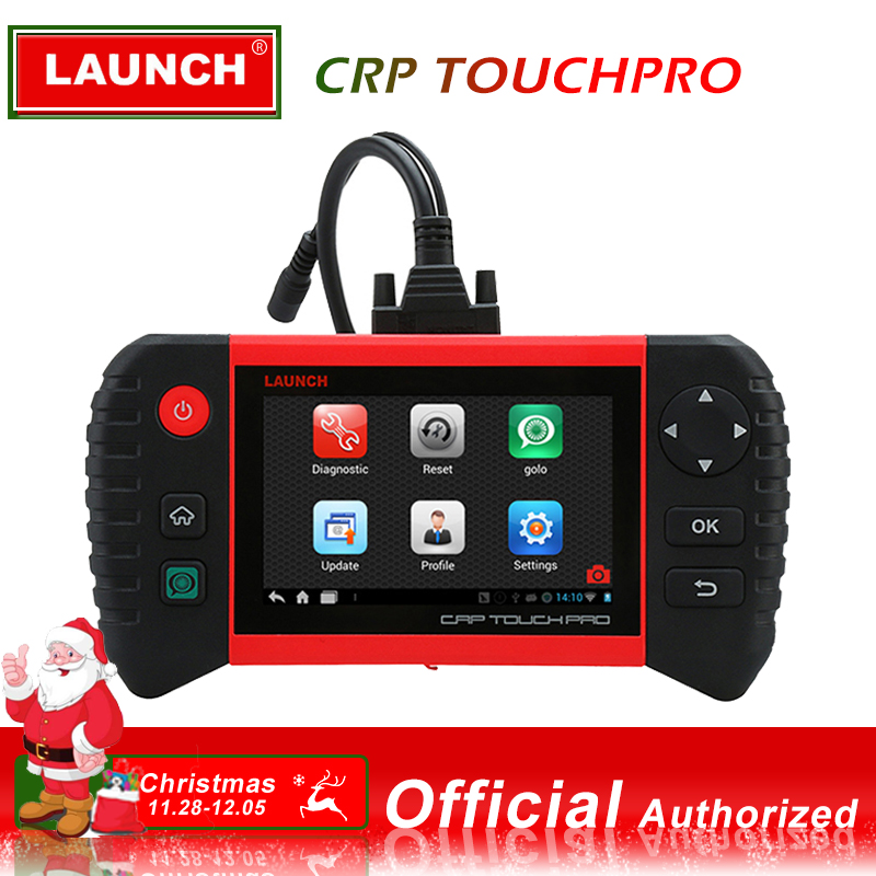 LAUNCH Creader CRP Touch Pro Full OBDII All System Scanner WiFi Diagnostic Scan Tool SAS E