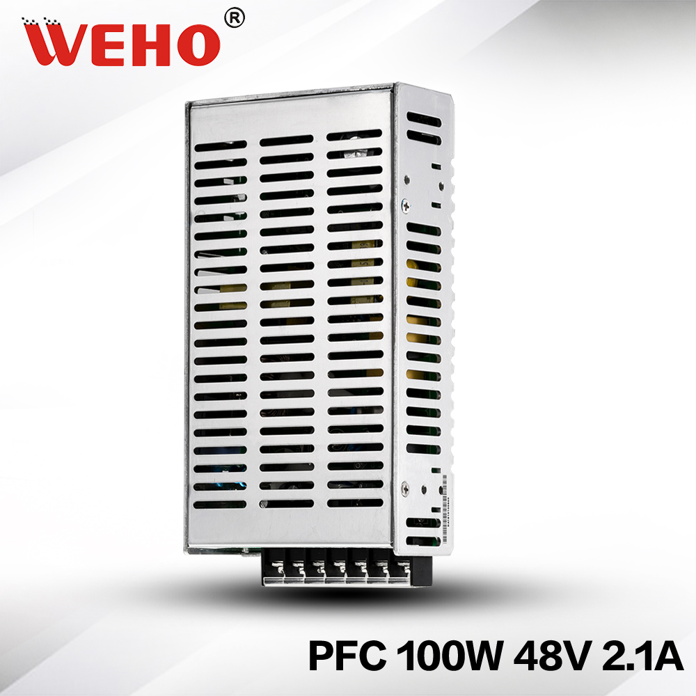 (SP-100-48) 100W power supply with PFC function 48V DC single output switch power supply 100W 48V sp 500 48 500w 48v pfc led driver switch power supply