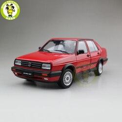 1/18 JETTA GT Diecast Auto Modell Spielzeug Für Kinder Junge Mädchen Geburtstag Geschenk Sammlung Rot farbe