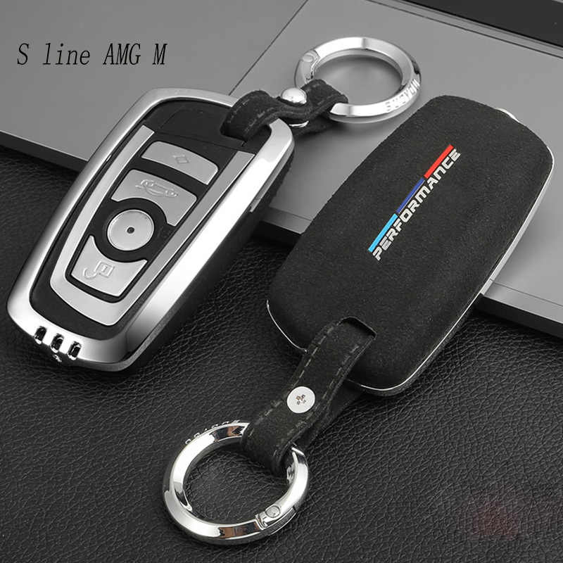 Car Styling Key Rings Protection Cover Stickers For BMW 3 4 5 6 7 serise f10 f30 f34 X1 X3 X4 X5 X6 F25 F26 F15 F16 E84 G01 G38