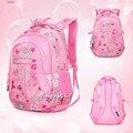 De adolescente mochilas Para Niños Mochilas escolares Para Las Niñas Niños Bolso de Escuela Mochila Impermeable mochila de la mujer