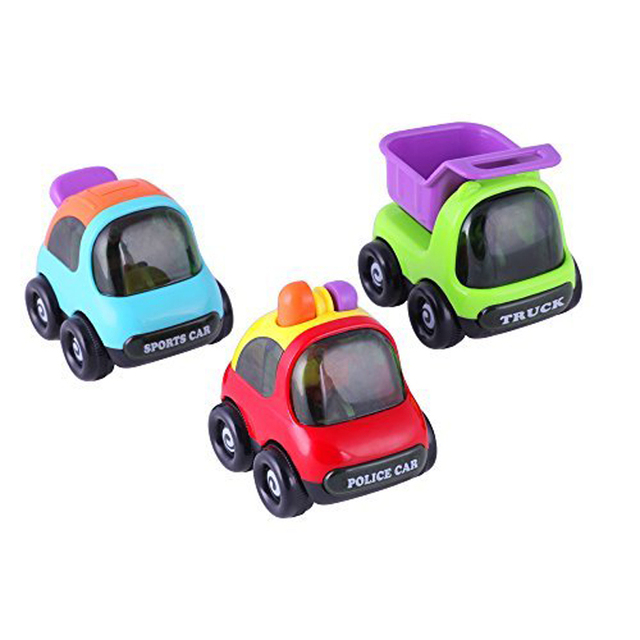 1pcs christmas gift kids child baby boy classic car toy push and go friction powered car