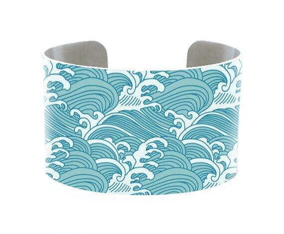 6 Styles Ocean Aluminium...