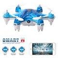 Cheerson cx-37 smart-h mini rc drone com câmera 0.3mp wifi fpv controle de telefone tiro foto de vídeo em tempo real transmissão