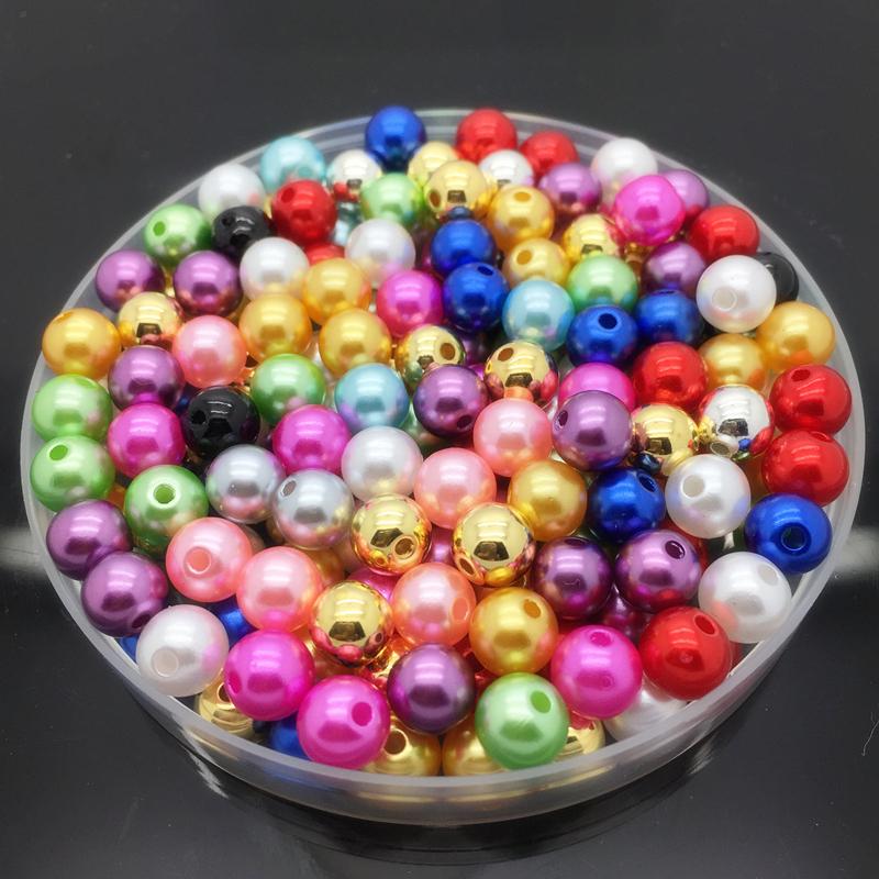 браслет для женщины жемчуг; Материал:: Акрил; шарик;