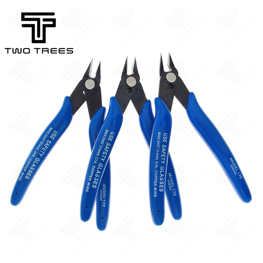 Diagonal jaw SIDE CUTTERS snips cutting wire electronics Japanese Engineer NK-15