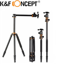 K&F CONCEPT Professional Camera Tripod Stand Travel Portable