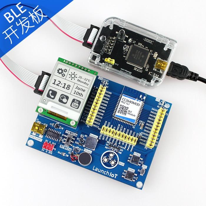 все цены на CC2640 Development Kit Kit CC2640R2F CC2650 BLE Low Power Bluetooth 5 ULTRA CC2541 онлайн