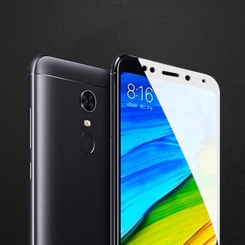 9D Bordo Curvo Protezione Dello Schermo In Vetro Temperato per Xiaomi Redmi Nota 4X 5A s2 5 Più Y1 lite A1 Mi 8 6 6X 5X Copertura Completa Pellicola 11D