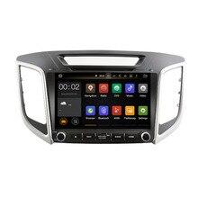 Runningnav Octa Core Android 6.0 Para HYUNDAI IX25/CRETA 2014 2015 2016 2017 Coches Reproductor de DVD de Navegación GPS Radio