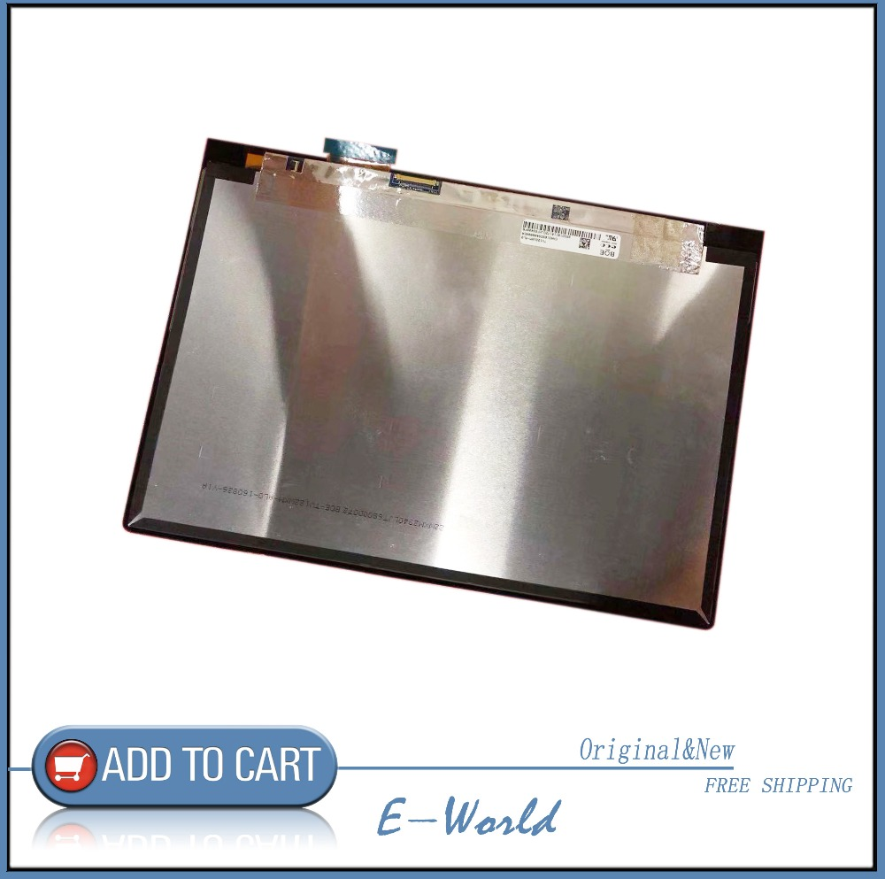 Original 12.2inch LCD screen with Touch screen for Lenovo YOGA A12 free shippingOriginal 12.2inch LCD screen with Touch screen for Lenovo YOGA A12 free shipping