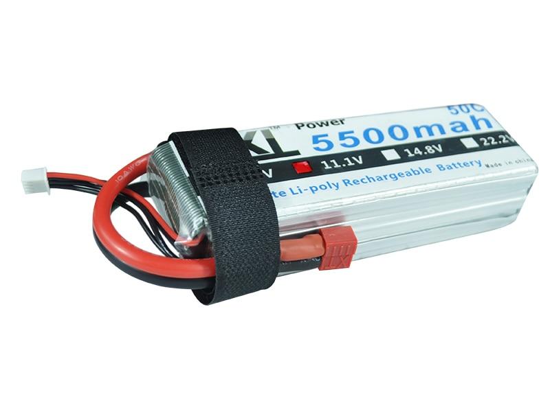 XXL Lipo Battery 5500mAh 11 1V 3S 50C 100C Li Po Battery for RC Helicopter font