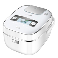 1000W Hight quality Rice cooker 4L IH Electromagnetic heating 110W Large firepower multifunctional rice cooker electric