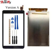 "BKparts test Well 8,"" для Alcatel One Touch Pixi 3 8 OT9005 9005 9005X ЖК-дисплей стекло экран дигитайзер Замена"