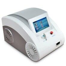 spa beauty machine nd yag long pulse NdYAG laser tattoo removal With red aiming цена в Москве и Питере