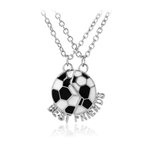 Football Best Friends Necklace