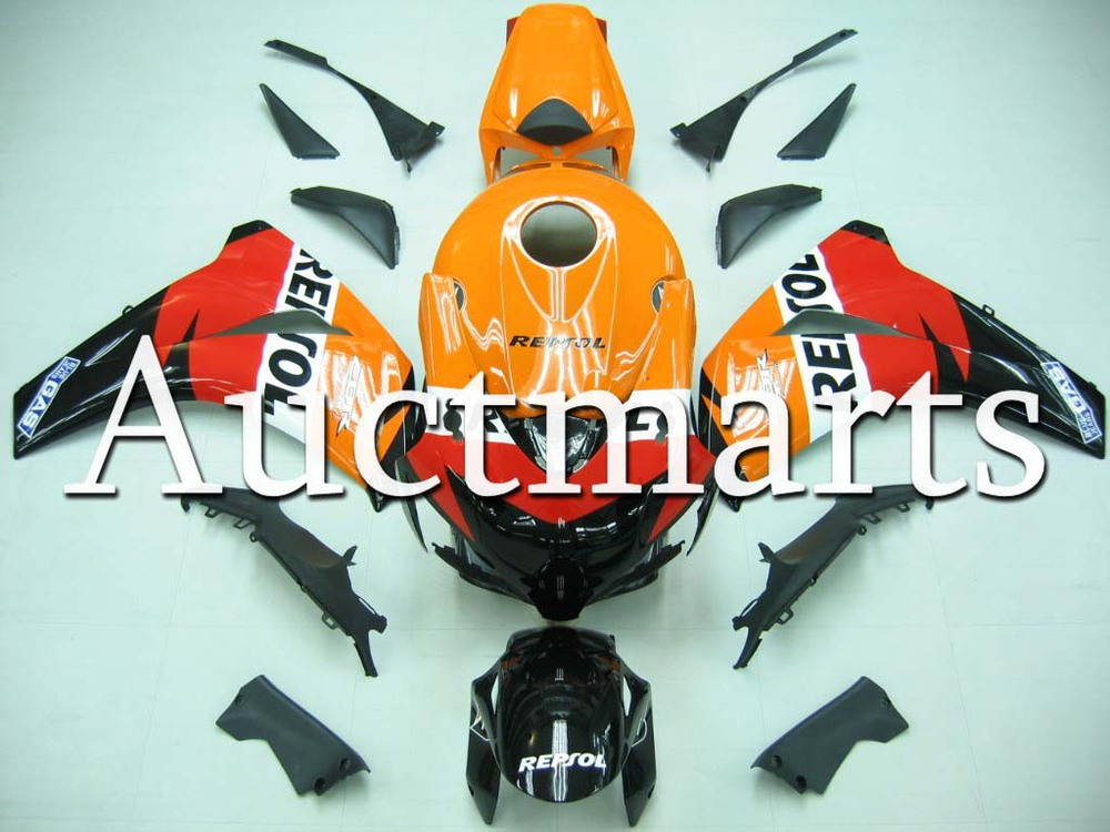 For Honda CBR 1000RR 2008 2009 2010 2011 CBR 1000 RR ABS Plastic motorcycle Fairing Kit Bodywork CBR1000RR 08 09 10 11 CB27