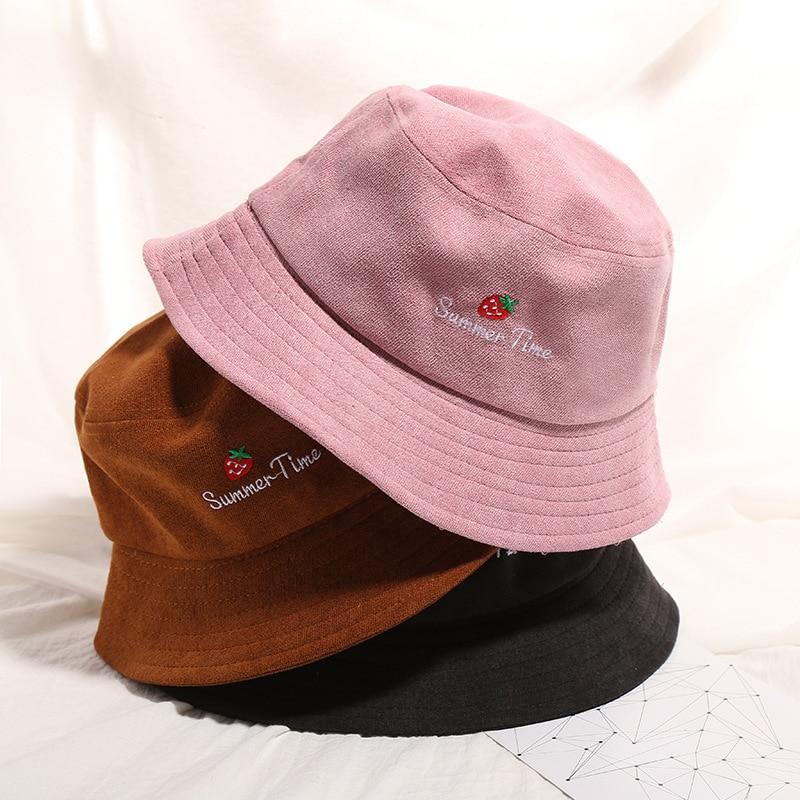 03431fea463 Detail Feedback Questions about Wearzone 2018 Outdoor Bucket Hat Women  Unisex Fashion cap Hip Hop Summer Gorro Fishing Beach SunSunscreen Hat on  ...