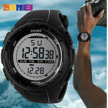 Skmei Brand Men Man Climbing Sports Digital Wristwatches Big Dial Military Watches