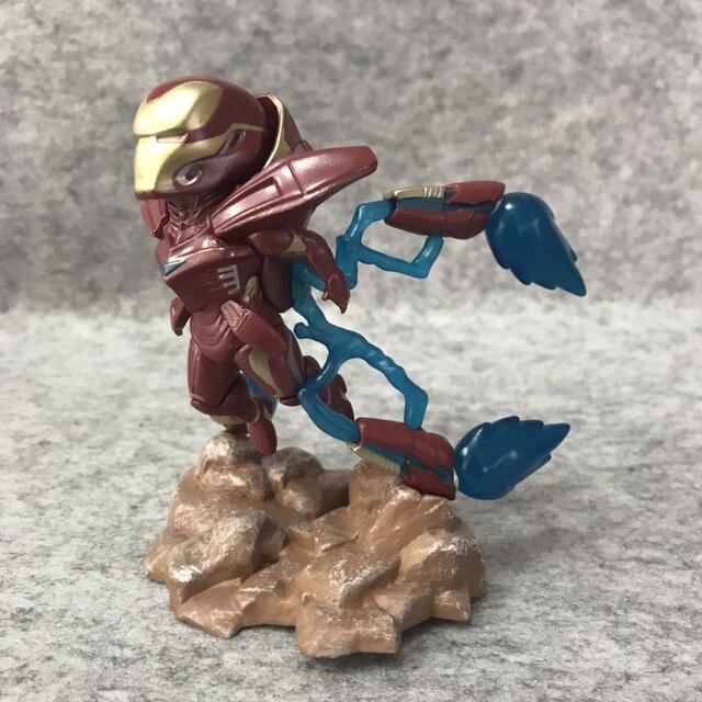 Endgame Infinito 4 vingadores Brinquedos Figuras de Ação para a Marvel Legends Homem De Ferro Homem Aranha Singular do Dr. Capitão Marvel Thanos