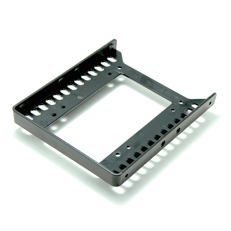 """1pc Dual 2.5/"""" SSD SATA HDD To 3.5/"""" Inch Mounts Adapter Hard Drive Bracket For PC"""