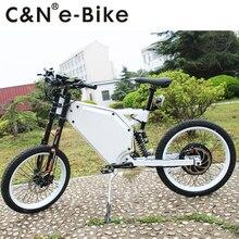 2018 Hot Selling Powerful 72v 5000w Electric Bike Electric Motorcycle Mountain Bike