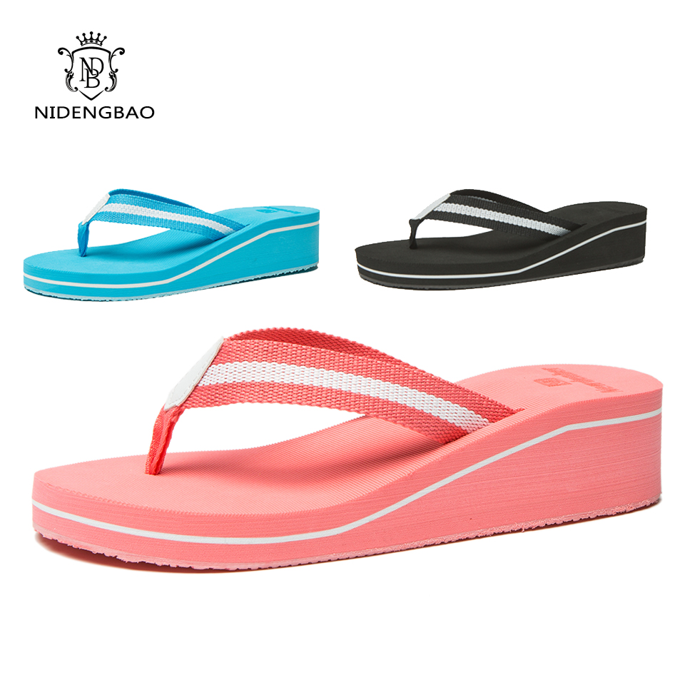 M And S Ladies Flip Flops