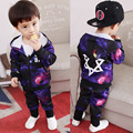 2017 new Baby Boy Clothing Wear Fashion Set Star Leisure  Boys Clothes set Suit 2PCS Children's Infant Clothing
