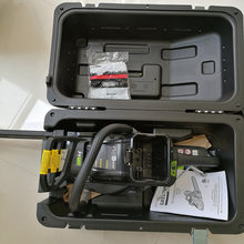 new arrival GreenWorks Pro GCS180 2001902 82V 18-Inch Cordless Chainsaw, 5Ah Li-Ion Battery and Charger Included tool case(China)