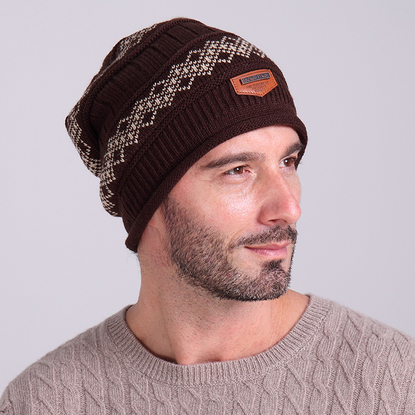winter men hats 2015 beanies knitted hats crochet hat autumn and winter  unisex knitted beanie women s winter mask beanie-in Skullies   Beanies from  Apparel ... 042687fdb27