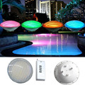 Par56 LED bulb 54W 12V AC DC par 56 lamp swimming pool lighting RGB IP68 underwater light Pond lights