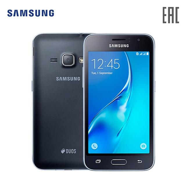 Смартфон Samsung Galaxy J1 2016 (SM-J120) Официальная российская гарантия