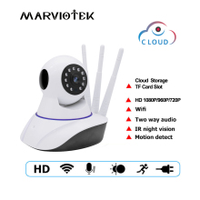 Video Surveillance IP Camera wi-fi hd 1080P mini Wireless CCTV Camera wifi Baby Monitor Babyphone IP Cam IR Home Security P2P