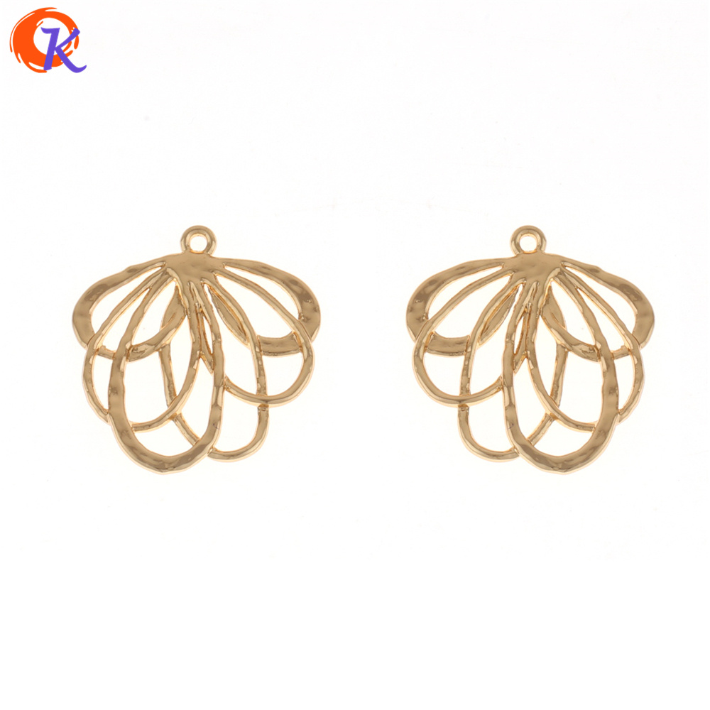 """50pcs Alloy /""""Hand Made/"""" Pendants Charms Jewelry Making Accessories Findings"""