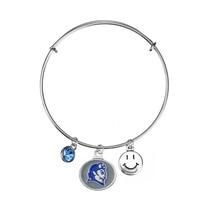 Skyrim Bangle Central Connecticut Blue Devils CCSU Jewelry