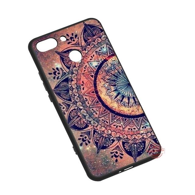 WEBBEDEPP Mandala Fleur Douce Coque De Téléphone Pour Redmi Note 8 7 6 5 Pro 4A 5A 6A 4X 5 Plus S2 ALLER Cas