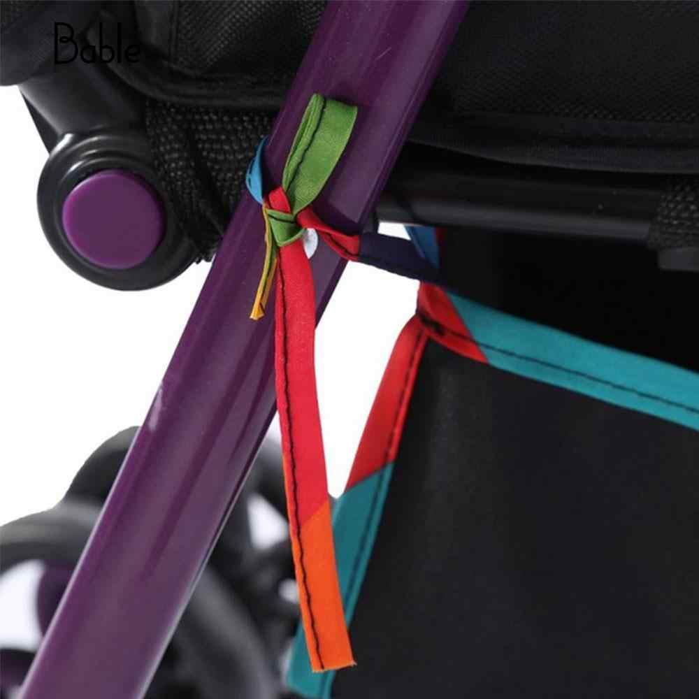Сумки коляска для новорожденных корзина для коляски переносная креативная корзина для коляски Оксфорд коляска дорожный органайзер для подгузников