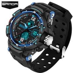 Sanda sport watch men 2017 clock male led digital quartz wrist watches men s top brand.jpg 250x250