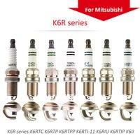 4 pacotes/embalagens China original TOCHA spark plugs ZFR6V-G 6/K6RGIU