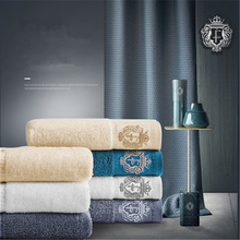 Five star hotel  towel big towel adult pure cotton thickened soft super absorbent home  towel