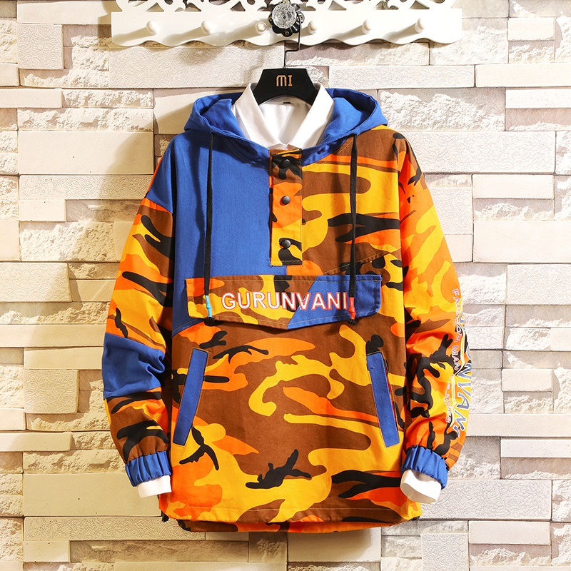 New Arrived Hoodie Sweatshirt Men Thick Fleece Style  1