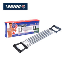 WEING WS912 chromium plated metal, plastic handle single use puller box outdoor fitness equipment