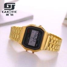 цена Hot fashion Watches luxury brand design LED Watch Men Women Cheap Electronic Digital sport wristwatch Relogio Masculino онлайн в 2017 году