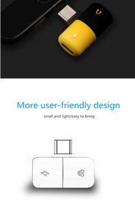 Image 4 - 헤드폰 잭 유형 c 어댑터 2 In 1 오디오 충전기 삼성 HTC 화웨이 분배기 오디오 변환기 Xiaomi Mi8 Chraging