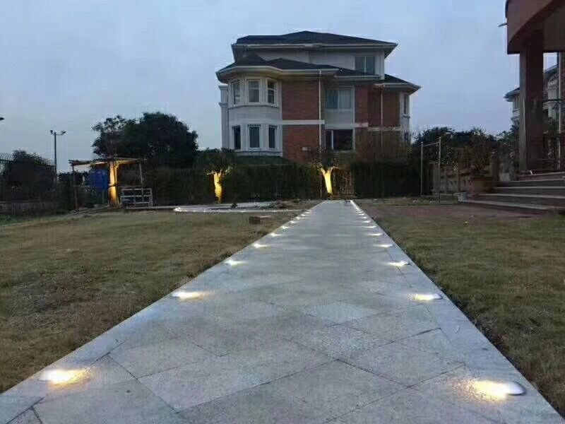 Lamp 3w 12v Ip68 Outdoor Recessed Deck