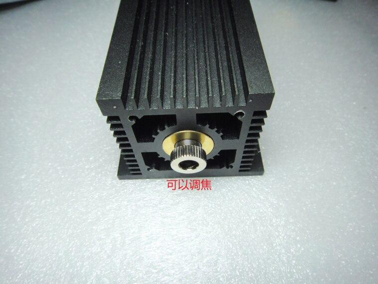Laser DIY laser carving 4W 4000MW high power laser module Blu ray 450nm cutting проигрыватель blu ray lg bp450 черный