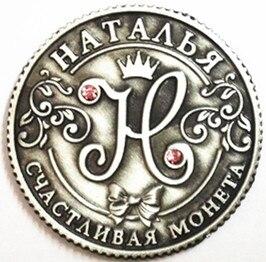 Monedha argjendi të lashta Pini qesharake ose pini monedha të - Dekor në shtëpi - Foto 5