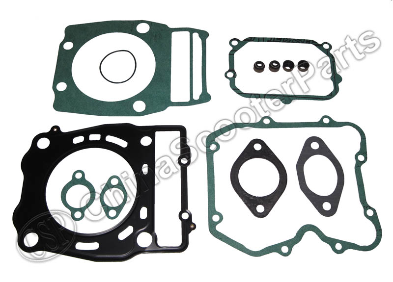 Top End Gasket Valve Seal For Polaris 500 Sportsman Scrambler Ranger Magnum ATP 13PCS in set