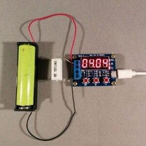 Battery Capacity Meter Dischar