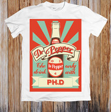 Buy dr pepper t shirt and get free shipping on AliExpress.com 46b2e8ed5